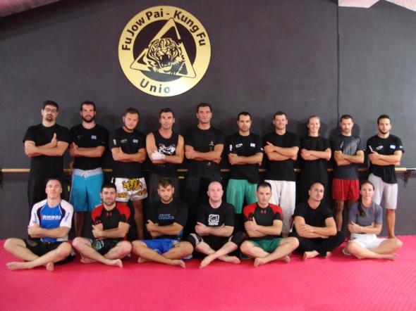 Seminar in Syros island (Syros MMA)